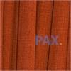 Afbeelding van Vouwgordijn op maat verduisterend Oranje - California