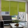 Afbeelding van Rolgordijn op maat goedkoop - Limegroen donker Semi transparant